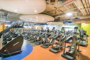 Fitness Area David Schacher Photography LLC
